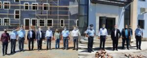 Τα υπό κατασκευή Αστυνομικά Μέγαρα Καστοριάς και Γρεβενών επισκέφθηκε ο Γ.Γ. του Υπουργείου Προστασίας του Πολίτη Κωνσταντίνος Τσουβάλας, συνοδευόμενος από τον Περιφερειάρχη Δυτικής Μακεδονίας Γιώργο Κασαπίδη