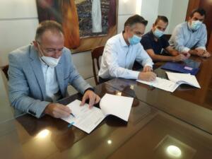 Υπογραφή Προγραμματικής Σύμβασης 121.892€ από τον Περιφερειάρχη Γ. Κασαπίδη για την Αναβάθμιση των Υποδομών του Χιονοδρομικού Κέντρου Βιτσίου 3