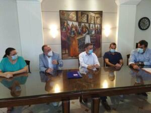 Υπογραφή Προγραμματικής Σύμβασης 121.892€ από τον Περιφερειάρχη Γ. Κασαπίδη για την Αναβάθμιση των Υποδομών του Χιονοδρομικού Κέντρου Βιτσίου 5