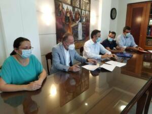 Υπογραφή Προγραμματικής Σύμβασης 121.892€ από τον Περιφερειάρχη Γ. Κασαπίδη για την Αναβάθμιση των Υποδομών του Χιονοδρομικού Κέντρου Βιτσίου 6