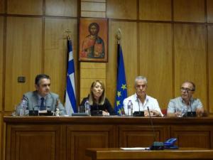 Προεδρείο Π.Σ. Δυτικής Μακεδονίας 2019